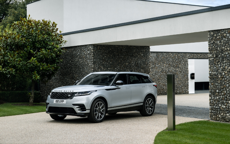 Meet The All-New Plug-In Hybrid Range Rover Velar