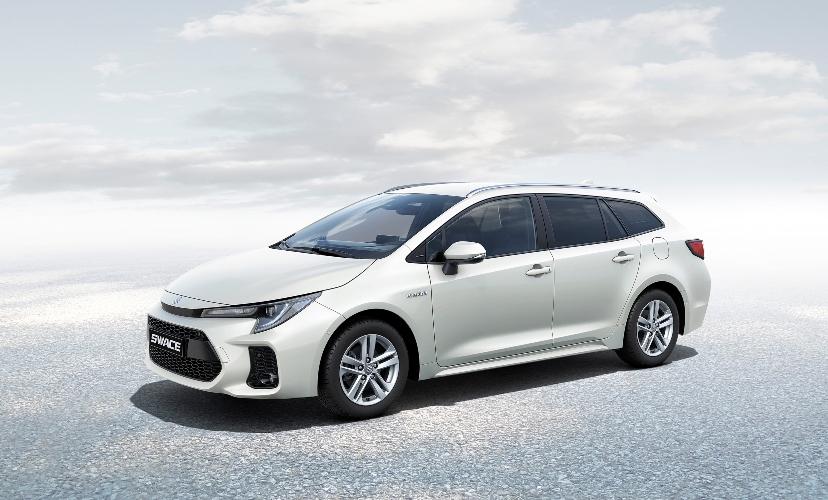 Suzuki Launches the New Swace