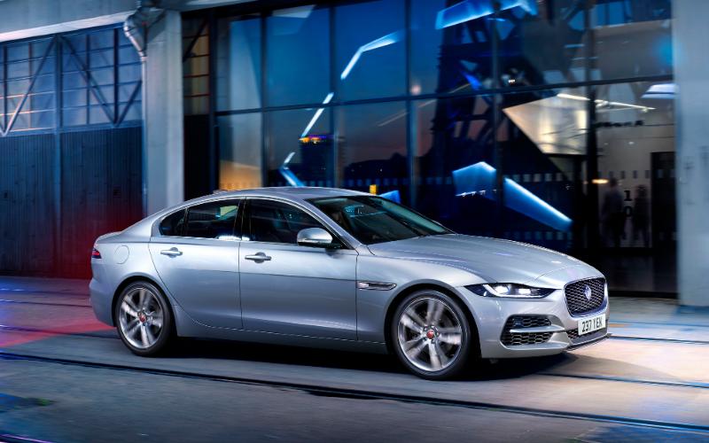Meet The All-New 2020 Jaguar XE