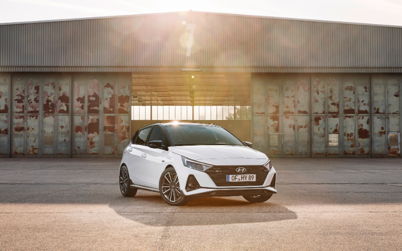 Hyundai Launches All-New i20 N Line