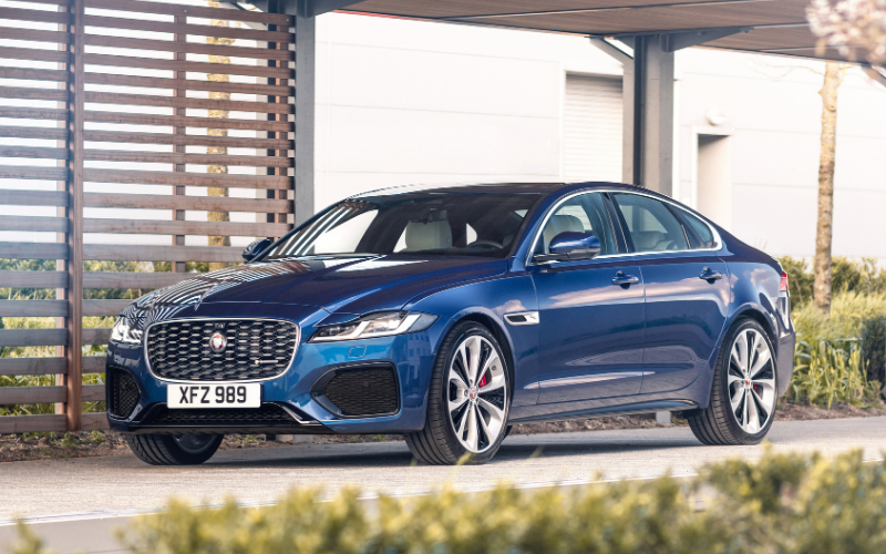 Get To Know The All-New 2020 Jaguar XF