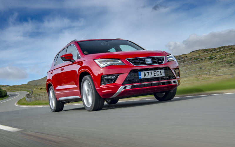 SEAT Ateca is Named Used Car of the Year at 2021 What Car? Awards