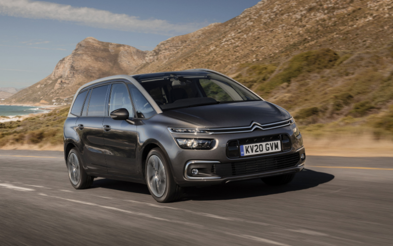 Citroen Grand C4 SpaceTourer Named Used MPV of the Year at What Car? Awards