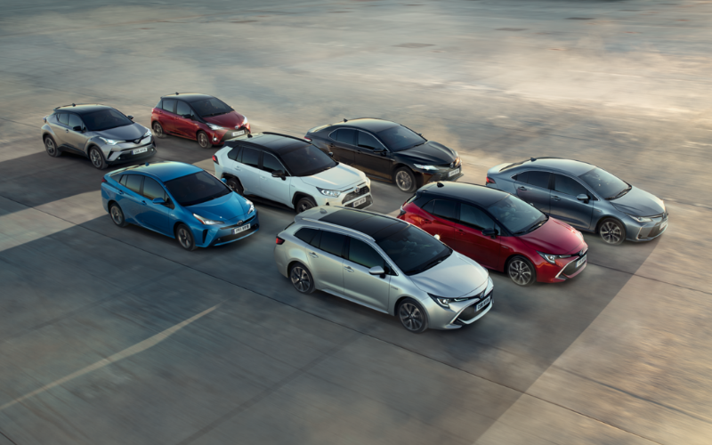 Toyota Has Been Named The Which? Car Brand Of The Year For 2020