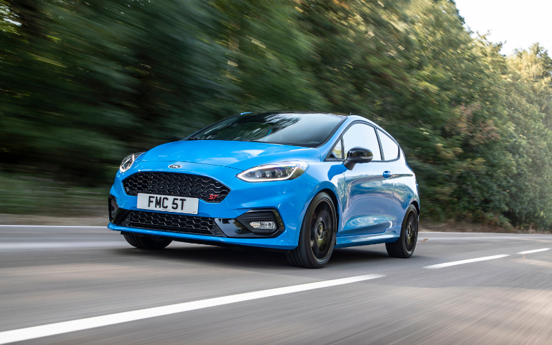 Ford Unveils Special Edition Fiesta ST