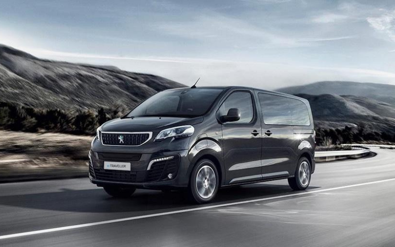 The New Peugeot e-Traveller is Available to Order