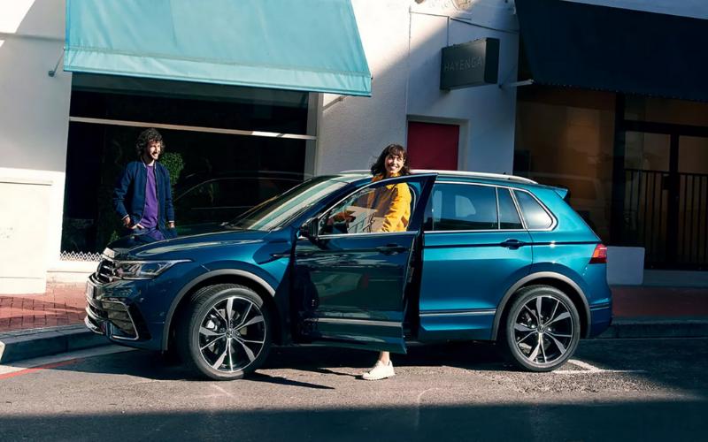 Why Vertu Motors Loves The All-New Volkswagen Tiguan