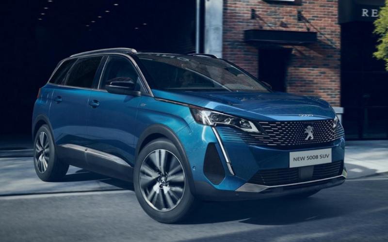 Prices and Specs for New Peugeot 5008 and 3008 Have Been Confirmed