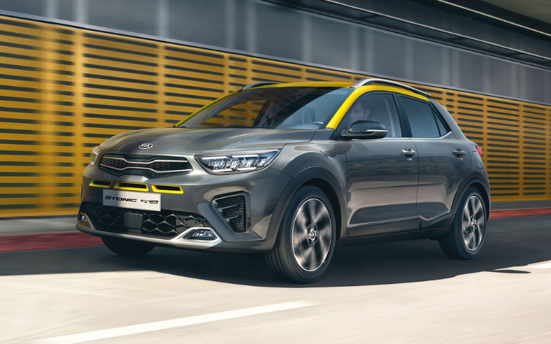 Kia Reveal 2021 Stonic With GT-Line Variants Available