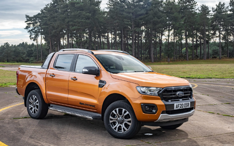 Ford Ranger Named 2020 Auto Express Pick-Up of the Year