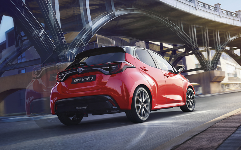 Auto Express Awards Name The New Toyota Yaris Best Affordable Hybrid