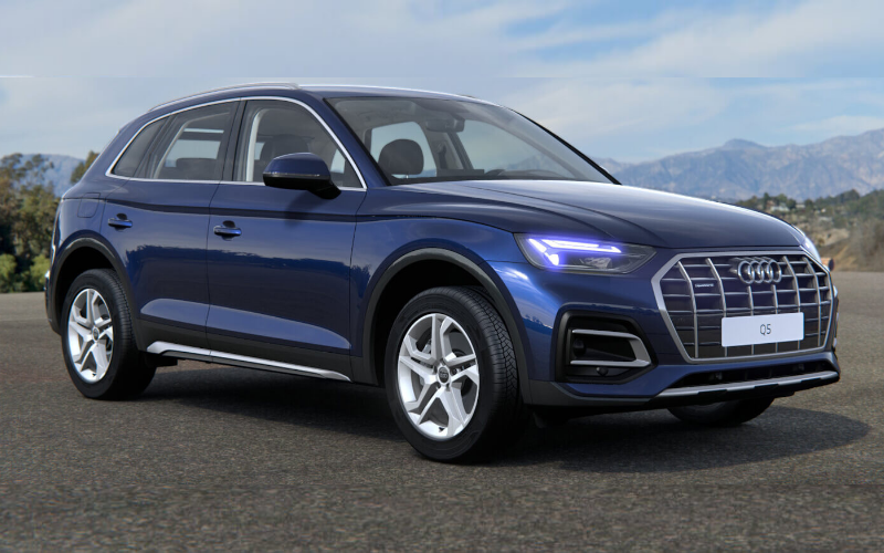 Meet The All-New Audi Q5 Sportback