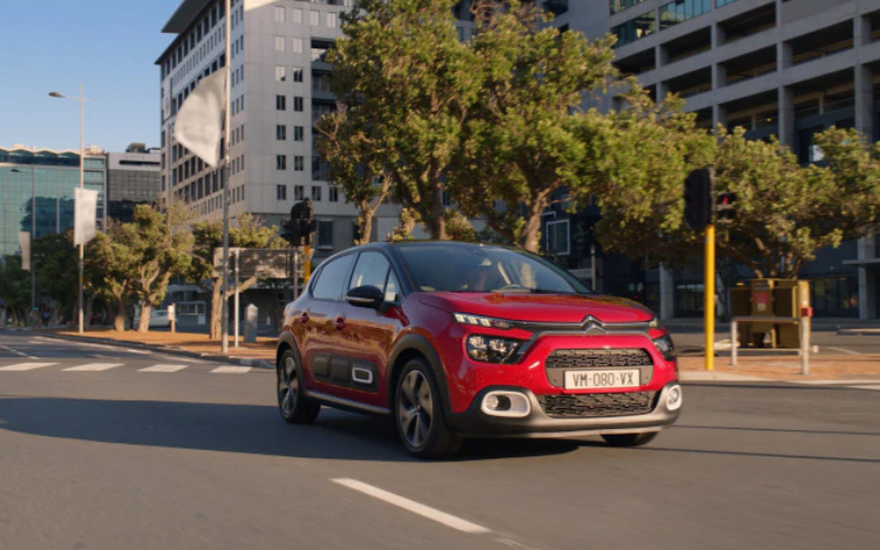 The New Citroen C3 Has Arrived with a Colourful Campaign