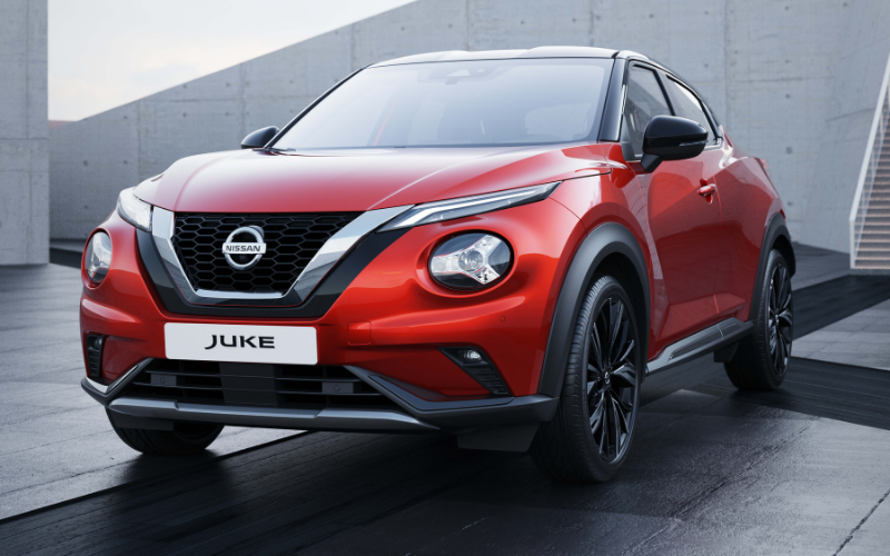 Nissan Celebrates the JUKE's 10 Year Anniversary