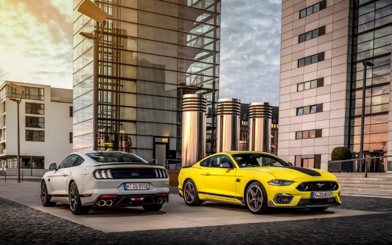 The Ford Mustang Mach 1 is Coming to the UK