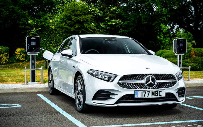 Mercedes-Benz Named 'Fleet Manufacturer Of The Year' At Business Car Awards