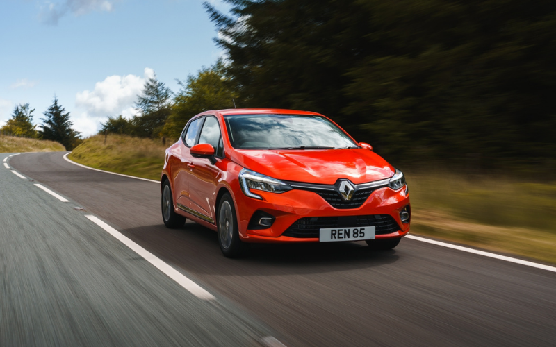 Renault Clio Wins Best Small Car at BusinessCar Awards 2020