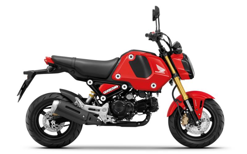 Honda Reveal The All-New 2021 MSX125 Grom