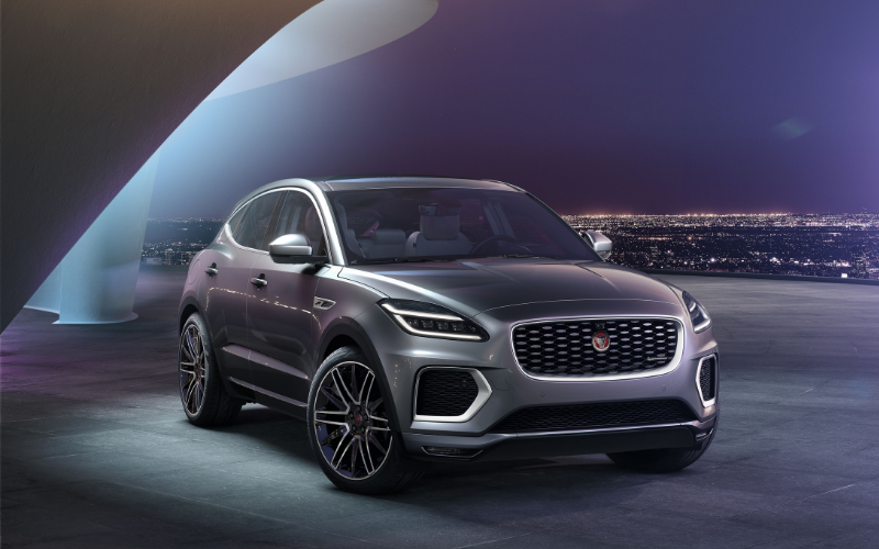 Introducing The All-New Jaguar E-PACE