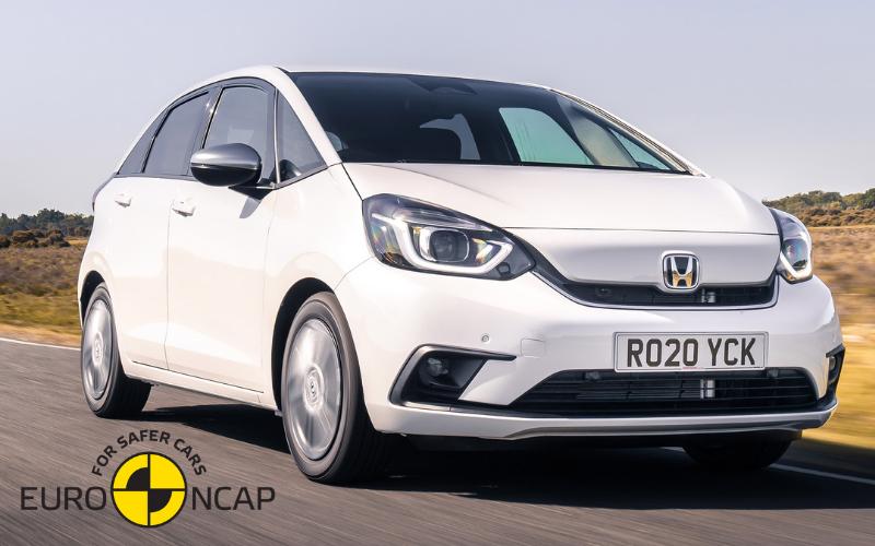2020 Honda Jazz Five-Star NCAP Rating