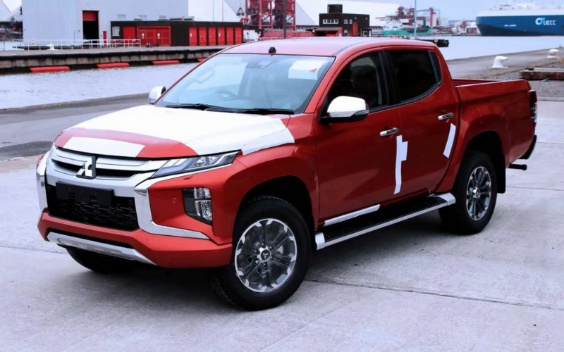 The New Mitsubishi L200 has Arrived in the UK