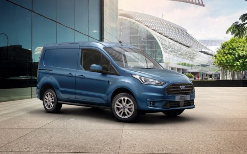 Ford Updates the Transit Connect to Make It Even More Appealing for Businesses