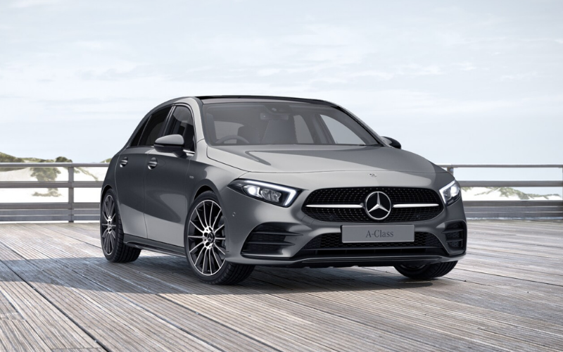 Meet The New 'Exclusive Edition' Mercedes-Benz A-Class
