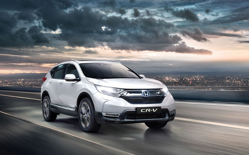 Honda Reveals The All-New 2021 CR-V