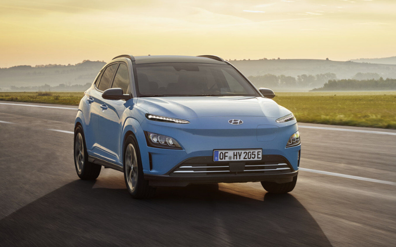Hyundai Revamps the Kona Electric