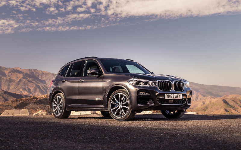Why Does The BMW X3 Make A Great Family Car?