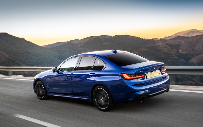 Why Vertu Motors Loves The BMW 3 Series Saloon