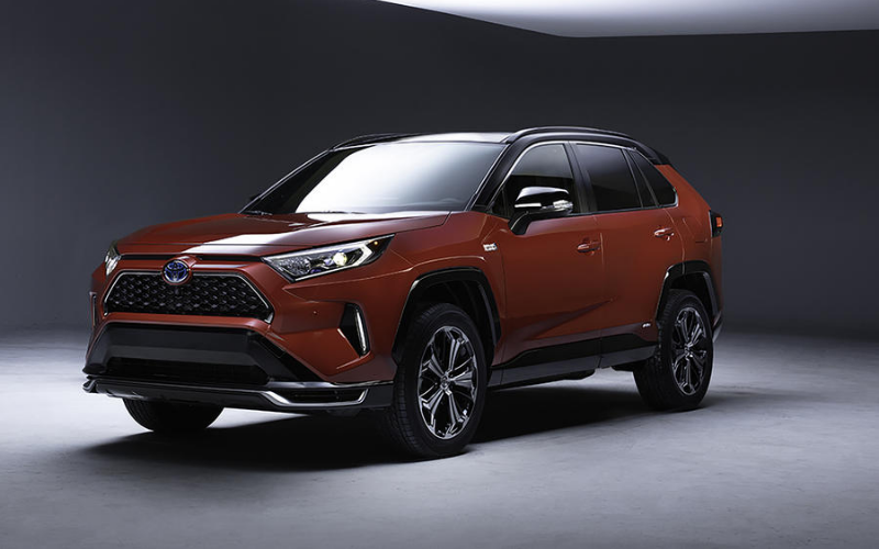 Coming Soon: The New Toyota RAV4 Plug-In Hybrid And Highlander Hybrid SUVs