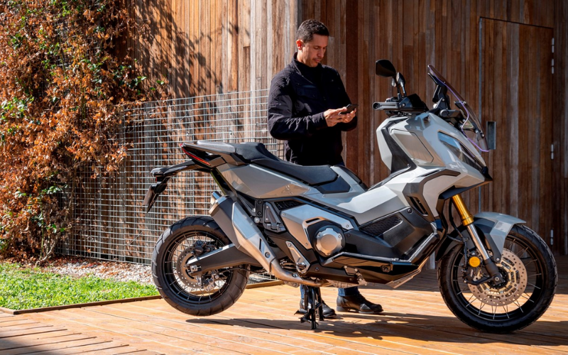 Honda Motorcycle Owners Will Now Be Better Connected Than Ever