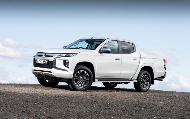 Mitsubishi L200 Crowned Best Pick-Up for Value at the 2021 What Car? Awards