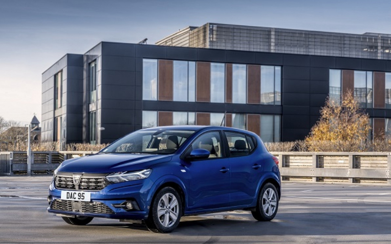Dacia Sandero Crowned What Car? Car of the Year 2021