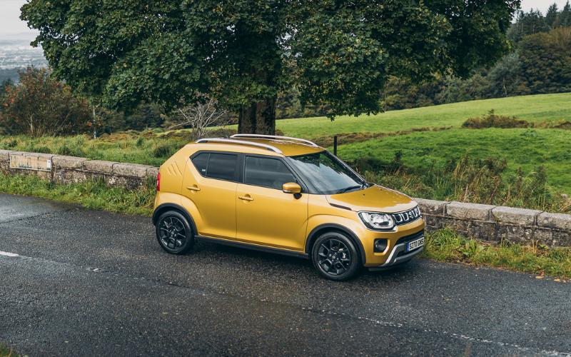 Suzuki Ignis Hybrid Named Best Buy at 2021 What Car? Awards