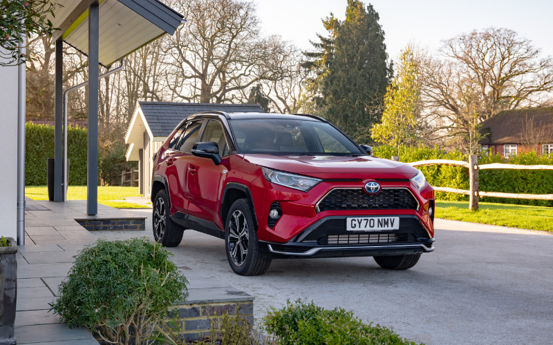 Why We Love The 2021 Toyota RAV4 Plug-In Hybrid