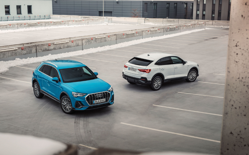 Get To Know The New Audi Q3 And Q3 Sportback