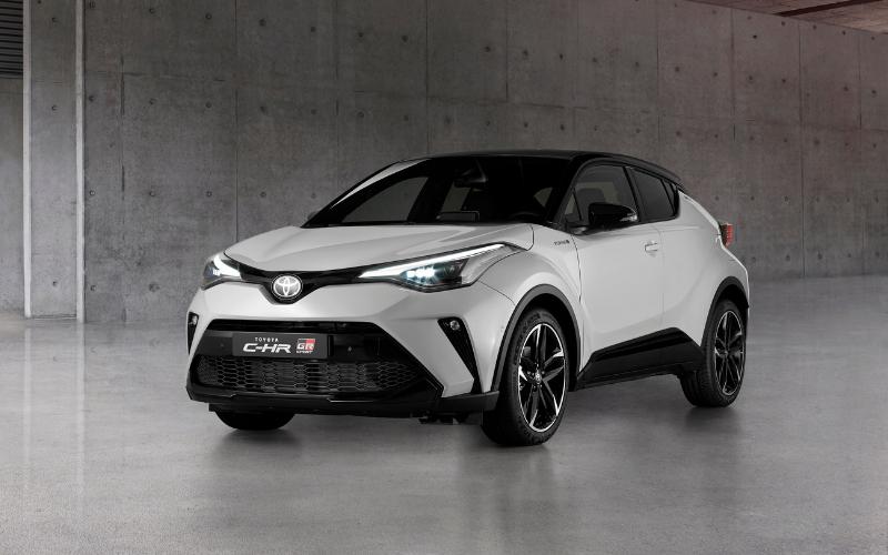 Meet The All-New 2021 Toyota GR Sport C-HR Hybrid