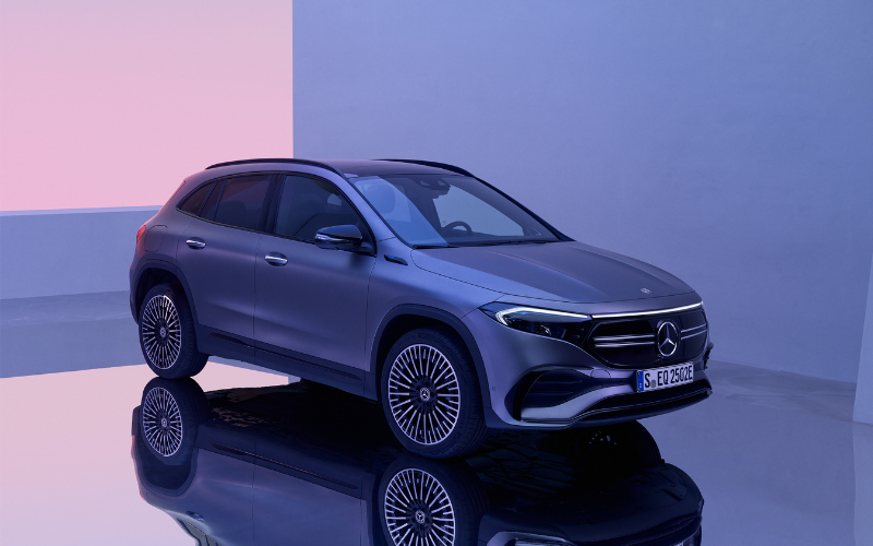 Why We're Already Excited For The All-New Mercedes EQA