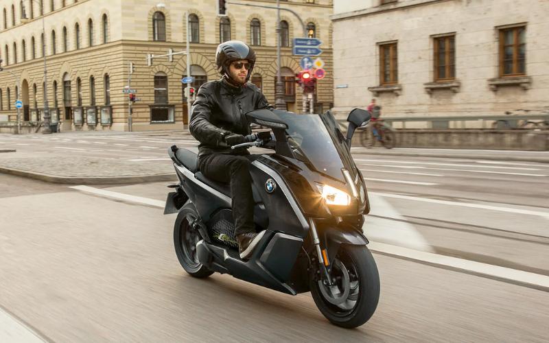Why We Love The Latest BMW Motorrad Urban Mobility Range