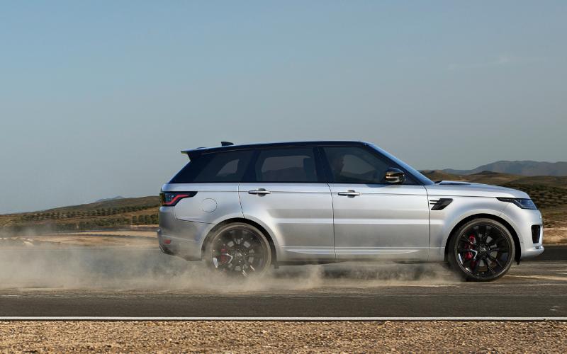Land Rover Celebrates One Million Range Rover Sport Models Sold Worldwide