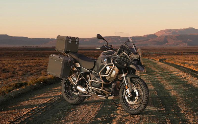 Why Vertu Motorcycles Loves The New BMW Motorrad Adventure Range