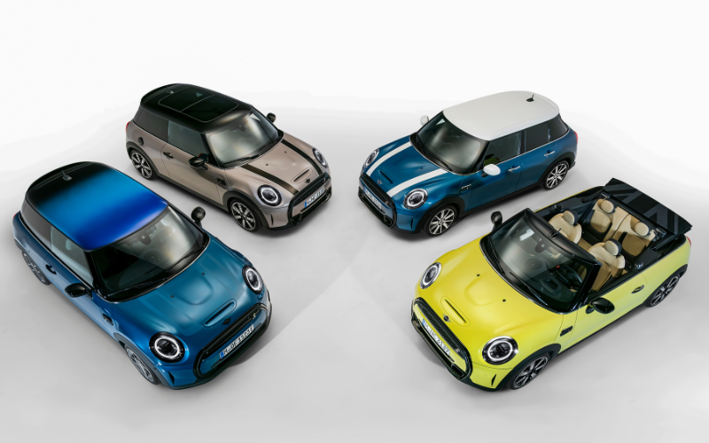 Discover MINI's Latest Line-Up Updates