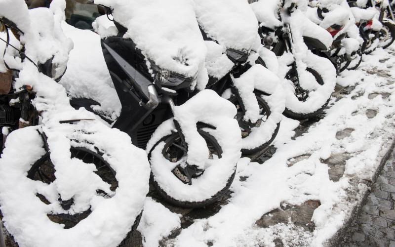 Vertu Motorcycles' Winter Riding Tips