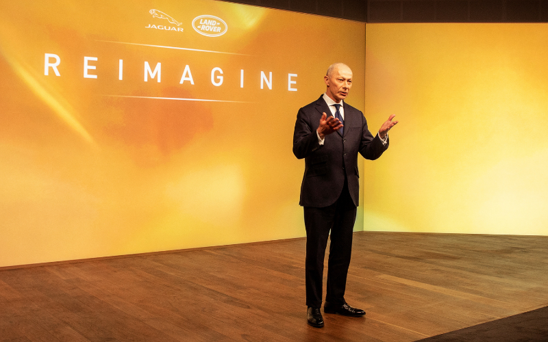JLR Reveals New Global 'Reimagine' Strategy Embracing Luxury Sustainability