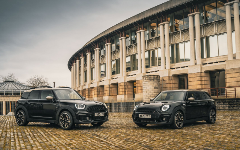 Introducing The New MINI Clubman And MINI Countryman Shadow Editions