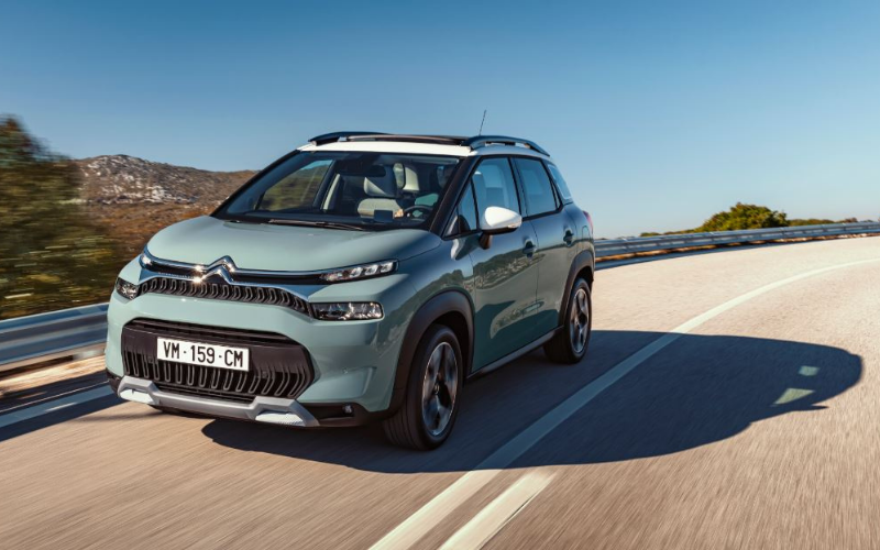 The New Citroen C3 Aircross Features New Design Updates and Enhanced Comfort