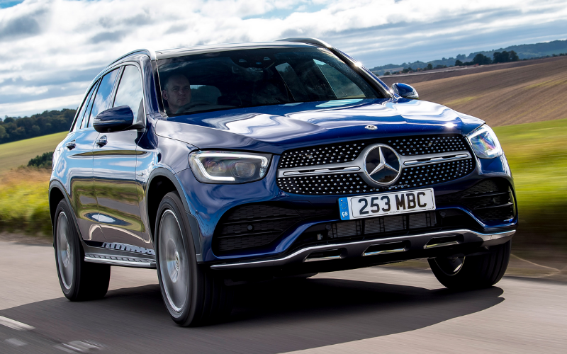 Everything You Need To Know About The Mercedes-Benz GLC