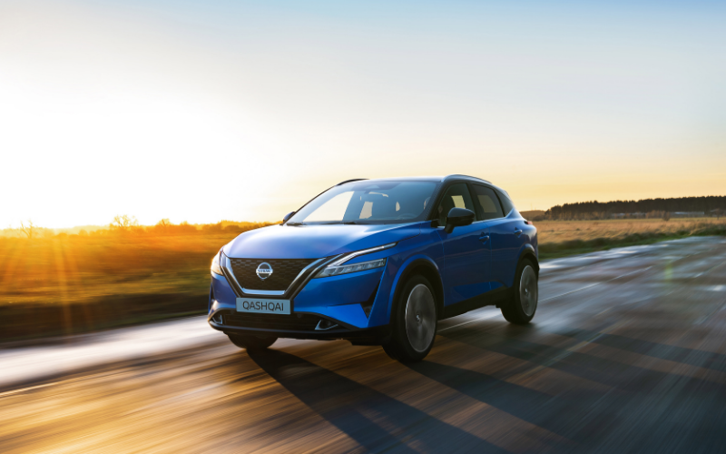 Get To Know The All-New Nissan Qashqai